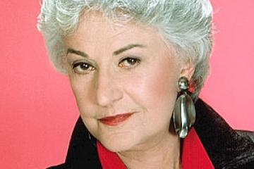 Opinion you Bea arthur nude painting